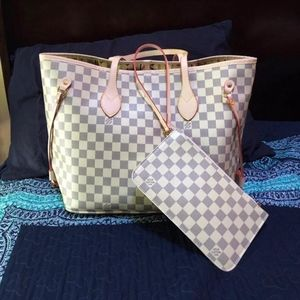 Louis Vuitton neverfull Azur MM